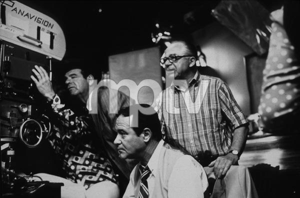 """""""Front Page, The""""Walter Matthau, Jack Lemmon, Dir. Billy Wilder1974 UI © 1978 GuntherMPTV - Image 4566_31"""