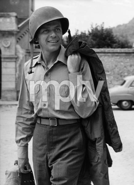 """Kings Go Forth""Frank Sinatra1958 United Artists © 1978 Leo Fuchs - Image 4573_0016"