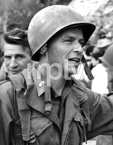 """Kings Go Forth""Frank Sinatra1958 United Artists © 1978 Leo Fuchs - Image 4573_0017"