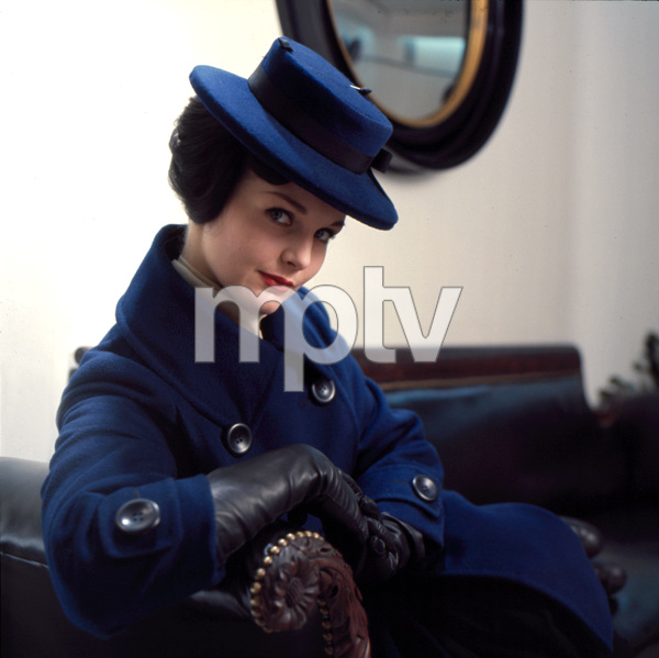 "Carol Lynley in ""The Cardinal""1963 © 1978 Mark Shaw - Image 4633_0021"