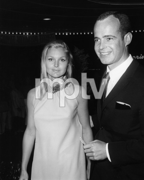 Carol Lynley and Robin French1967Photo by Joe Shere - Image 4633_0026