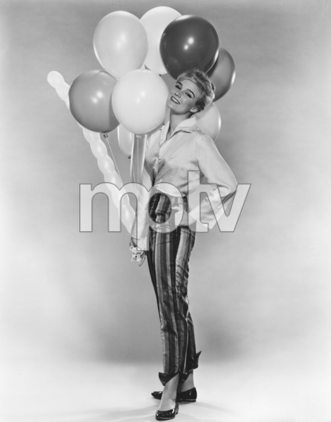 """Yvette Mimieux from """"The Time Machine""""1960 - Image 4662_0042"""