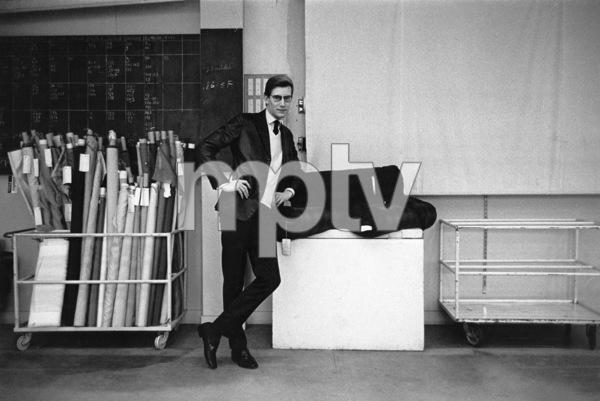 Yves St. Laurentcirca 1960 © 2000 Mark Shaw - Image 4740_0004