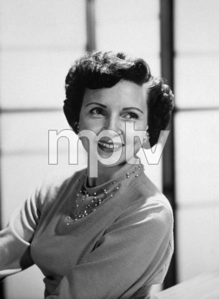 Betty White1957© 1978 Tom Kelley - Image 4808_0003