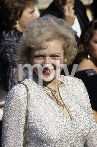 Betty Whitecirca 1989© 1989 Gunther - Image 4808_0011