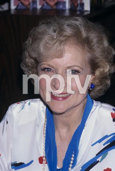 Betty White1987© 1987 Gary Lewis - Image 4808_0031
