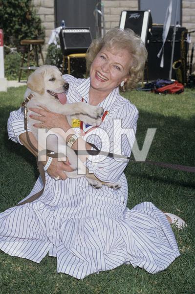 Betty Whitecirca 1980s© 1980 Gary Lewis - Image 4808_0036