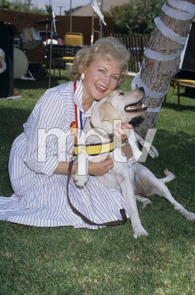 Betty Whitecirca 1980s© 1980 Gary Lewis - Image 4808_0037