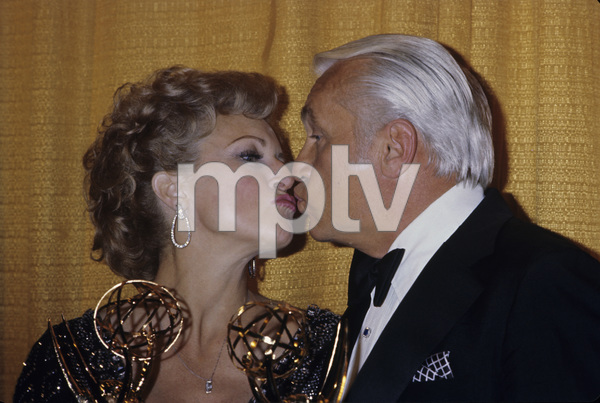 Betty White and Ted Knightcirca 1970s© 1978 Gary Lewis - Image 4808_0039