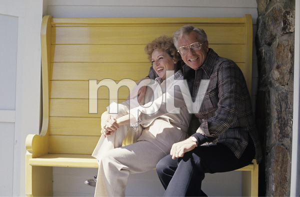 Betty White and Allen Luddencirca 1970s© 1978 Gary Lewis - Image 4808_0040