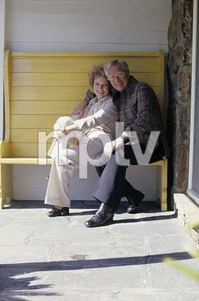 Betty White and Allen Luddencirca 1970s© 1978 Gary Lewis - Image 4808_0041
