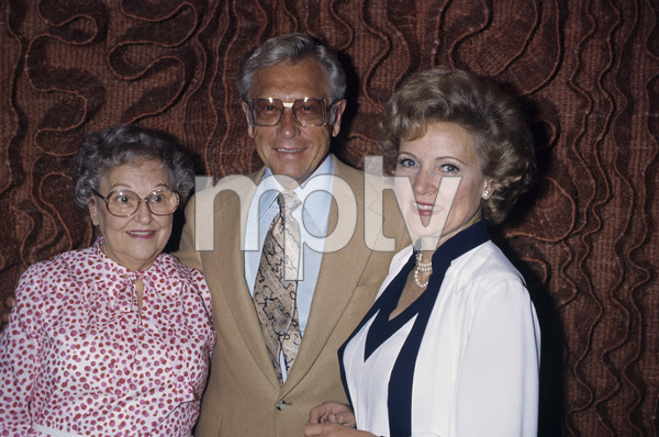 Betty White and Allen Luddencirca 1970s© 1978 Gary Lewis - Image 4808_0045