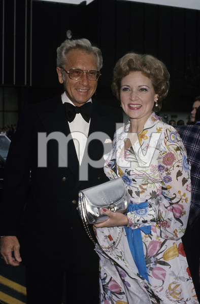 Betty White and Allen Luddencirca 1970s© 1978 Gary Lewis - Image 4808_0046