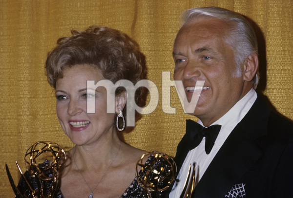 Betty White and Ted Knightcirca 1970s© 1978 Gary Lewis - Image 4808_0048