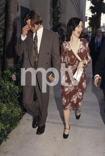 Brad Pitt and Juliette Lewis1992© 1992 Gary Lewis - Image 4811_0024