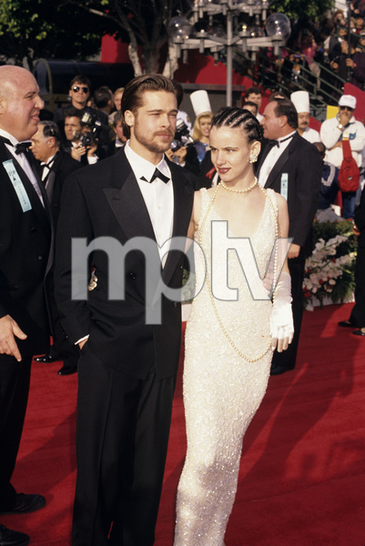Brad Pitt and Juliette Lewis1992© 1992 Gary Lewis - Image 4811_0032
