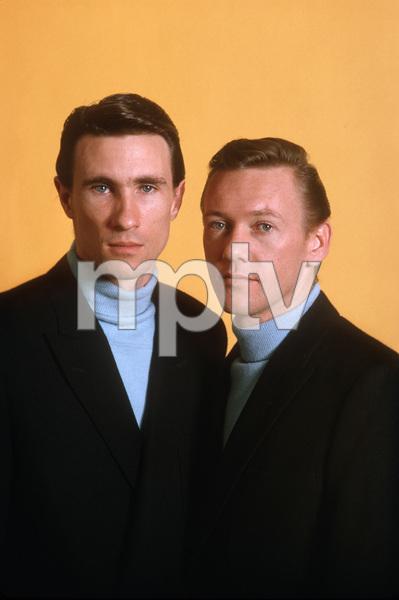 The Righteous BrothersBill Medley,Bobby HatfieldFebuary 1965 © 1978 Gene Trindl - Image 4849_0007