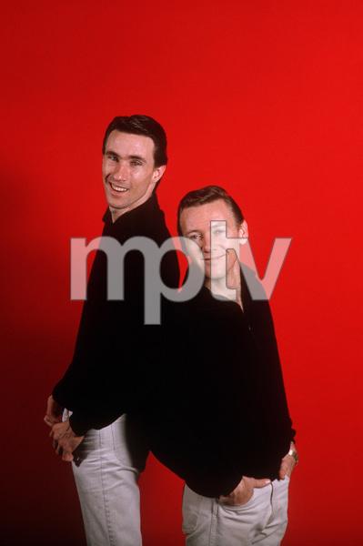 The Righteous BrothersBill Medley,Bobby HatfieldFebuary 1965 © 1978 Gene Trindl - Image 4849_0012