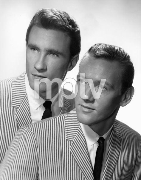 The Righteous BrothersBill Medley,Bobby HatfieldCirca 1965 © 1978 Eric Skipsey - Image 4849_0019