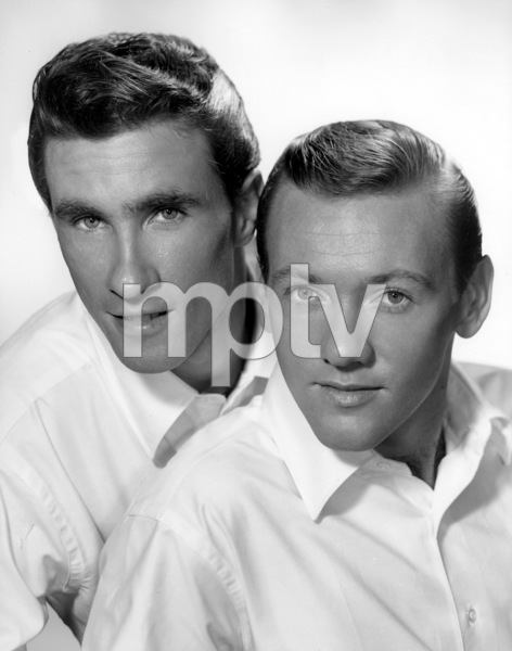 The Righteous BrothersBill Medley,Bobby HatfieldCirca 1965 © 1978 Eric Skipsey - Image 4849_0020