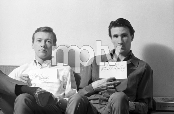 Righteous BrothersBobby Hatfield, Bill Medleycirca 1965© 1978 Eric Skipsey - Image 4849_0029