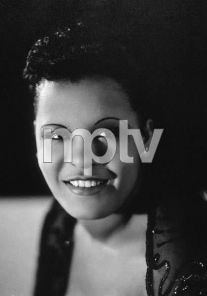 Billie Holidaycirca 1937Photo by Nasib** I.V. - Image 4861_0004