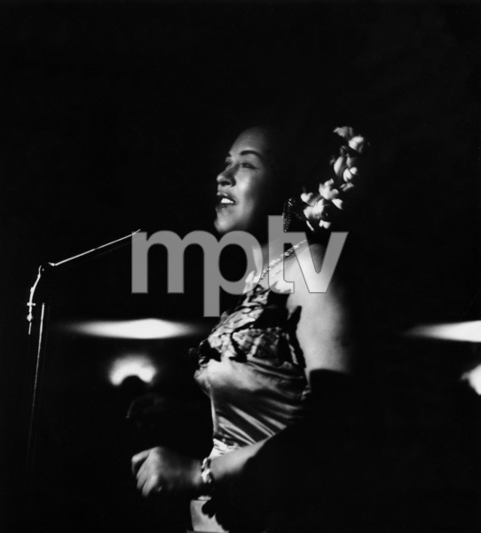 Billie Holiday, 1951. © 1978 Bob Willoughby / MPTV - Image 4861_115