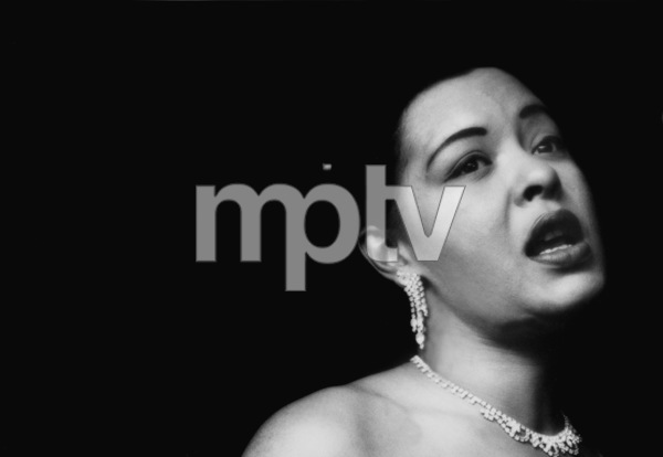 Billie Holiday at the Tiffany Club, Los Angeles, CA, 1951. © 1978 Bob Willoughby / MPTV - Image 4861_1