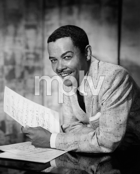 Billy Eckstine1954 © 1978 Wallace Seawell - Image 4867_0016