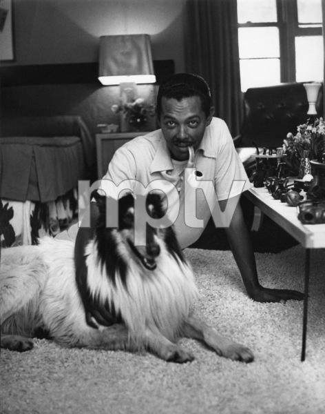 Billy Eckstine at homecirca 1950s© 1978 David Sutton - Image 4867_0021