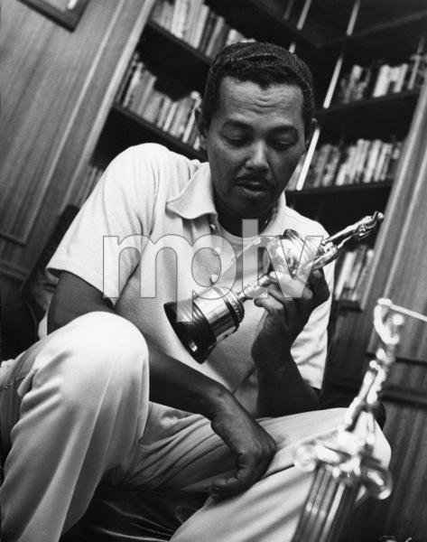 Billy Eckstine at homecirca 1950s© 1978 David Sutton - Image 4867_0022