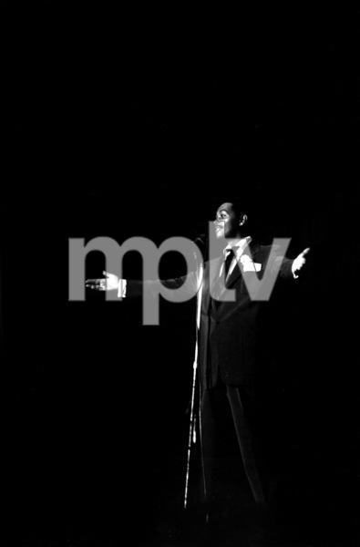 Billy Eckstine in Los Angeles, CA, 1950. © 1978 Bob Willoughby / MPTV - Image 4867_101