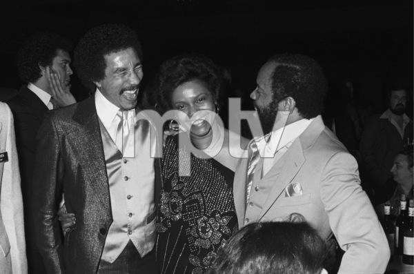 Smokey Robinson and Berry Gordy1983 © 1983 Bobby Holland - Image 4874_0010