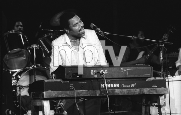 Billy Preston performing live at the Roxy in Hollywood1979© 1979 Bobby Holland - Image 4884_0004