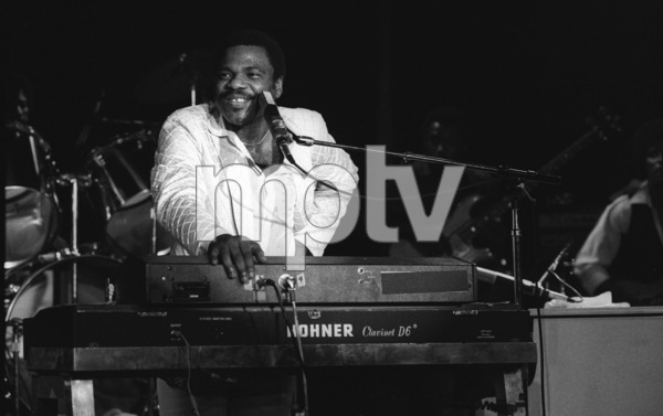 Billy Preston performing live at the Roxy in Hollywood1979© 1979 Bobby Holland - Image 4884_0005