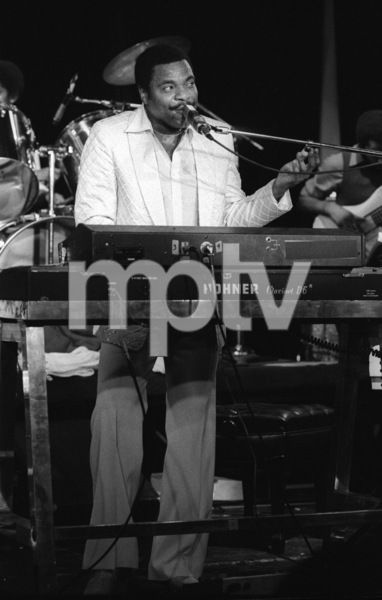 Billy Preston performing live at the Roxy in Hollywood1979© 1979 Bobby Holland - Image 4884_0007
