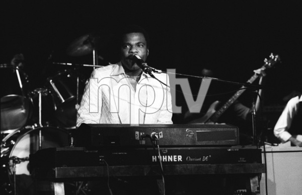 Billy Preston performing live at the Roxy in Hollywood1979© 1979 Bobby Holland - Image 4884_0008