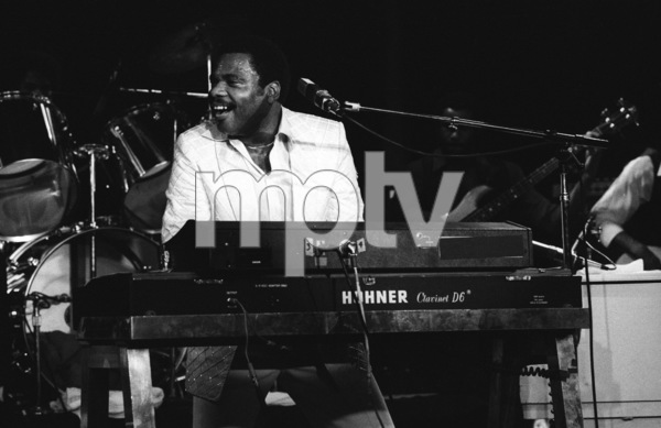 Billy Preston performing live at the Roxy in Hollywood1979© 1979 Bobby Holland - Image 4884_0009