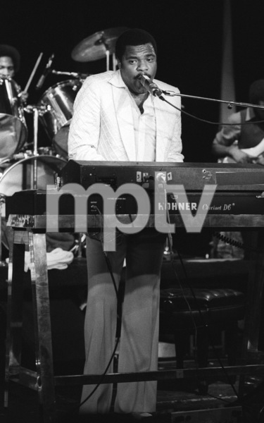 Billy Preston performing live at the Roxy in Hollywood1979© 1979 Bobby Holland - Image 4884_0010
