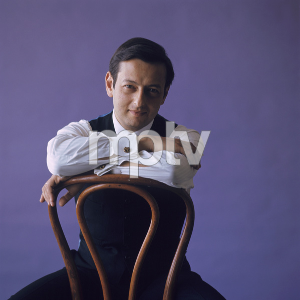 Andre Previn1966© 1978 Ken Whitmore - Image 4950_0016