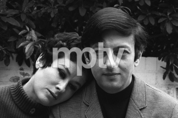 Andre Previn and wife Dorycirca 1960s© 1978 Bruce McBroom - Image 4950_0021