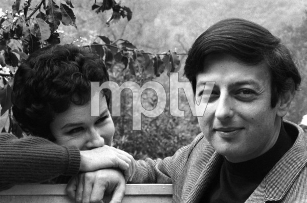 Andre Previn and wife Dorycirca 1960s© 1978 Bruce McBroom - Image 4950_0023