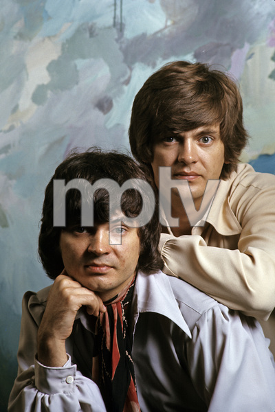The Everly Brothers (Don Everly, Phil Everly) 1970 © 1978 Gene Trindl - Image 4956_0014