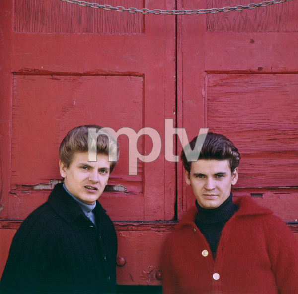The Everly Brothers (Don Everly, Phil Everly)1964 © 1978 Ed Thrasher - Image 4956_0016