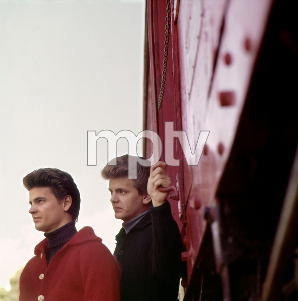 The Everly Brothers (Don Everly, Phil Everly)1964 © 1978 Ed Thrasher - Image 4956_0030