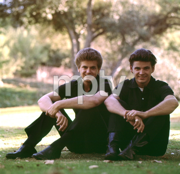 The Everly Brothers (Don Everly, Phil Everly)1964 © 1978 Ed Thrasher - Image 4956_0031
