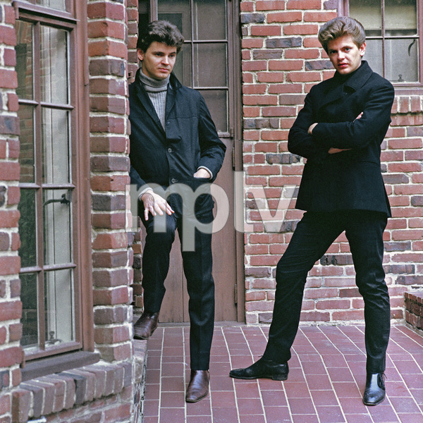 The Everly Brothers (Don Everly, Phil Everly) 1965 © 1978 Ed Thrasher  - Image 4956_0034