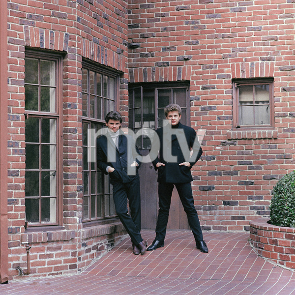 The Everly Brothers (Don Everly, Phil Everly) 1965 © 1978 Ed Thrasher  - Image 4956_0036
