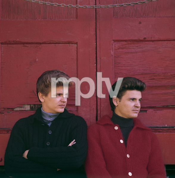 The Everly Brothers (Don Everly, Phil Everly) 1964 © 1978 Ed Thrasher  - Image 4956_0044