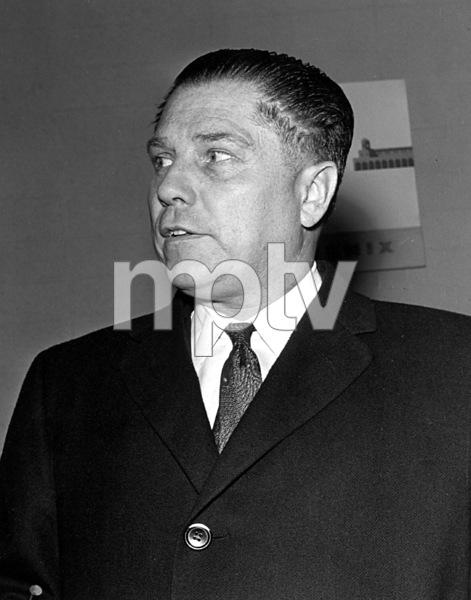 Jimmy Hoffac. 1962Photo by Bud Gray - Image 4967_0001